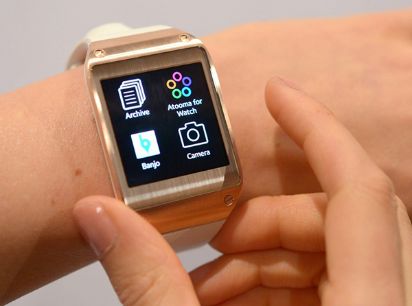 Il Samsung Galaxy Gear