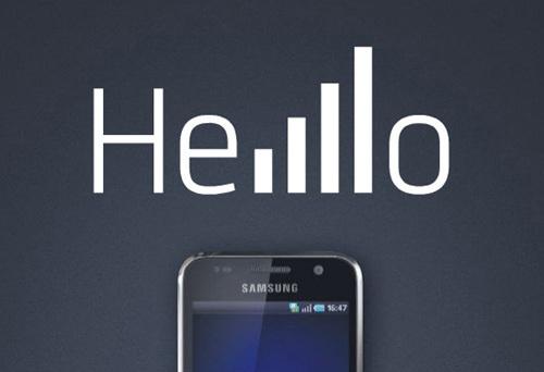 La pubblicità del Samsung Galaxy S che gioca sull'antennagate di iPhone