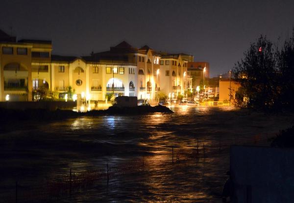 Alluvione 2013 in Sardegna