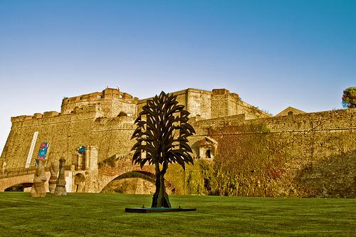 La Fortezza del Priamar a Savona