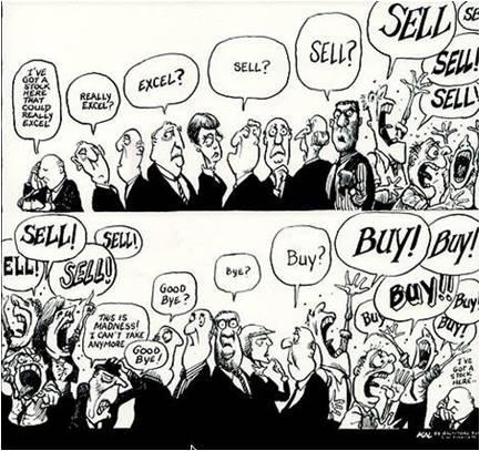 Vignetta di Paul Krugman
