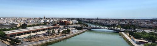 Veduta di Sevilla