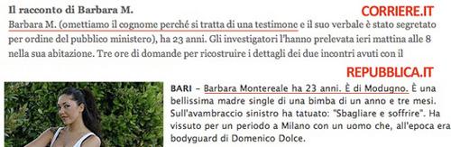 Corriere della Sera e La Repubblica a confronto
