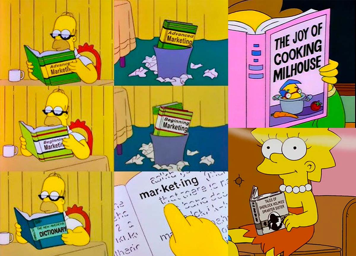 Simpsons Library