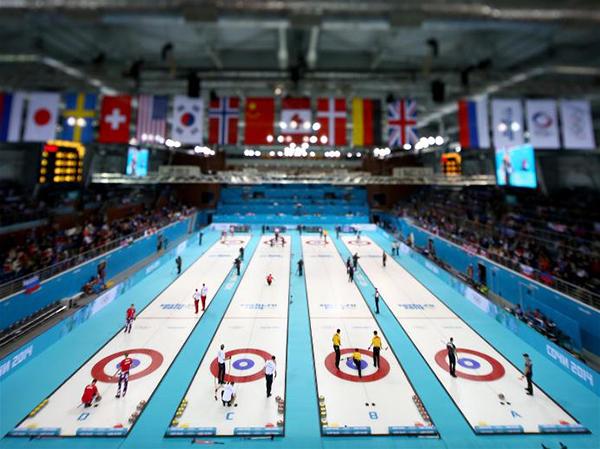 Il curling a Sochi 2014