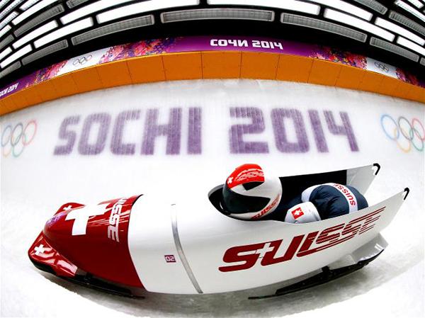 Il bob a Sochi 2014