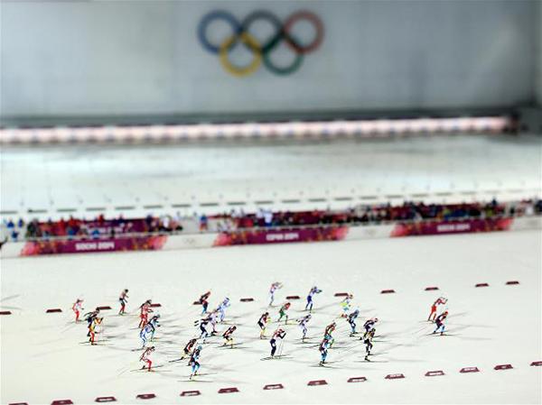 Lo sci di fondo a Sochi 2014