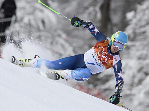 Ted Ligety a Sochi 2014