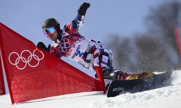 Vic Wild a Sochi 2014