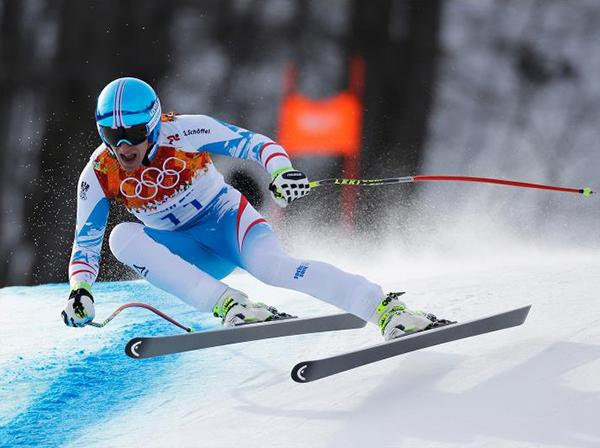 Matthias Mayer nello sci a Sochi 2014