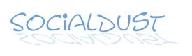 SocialDust logo