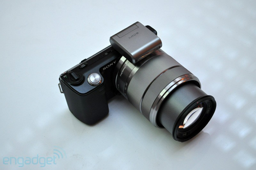 La Sony NEX-5