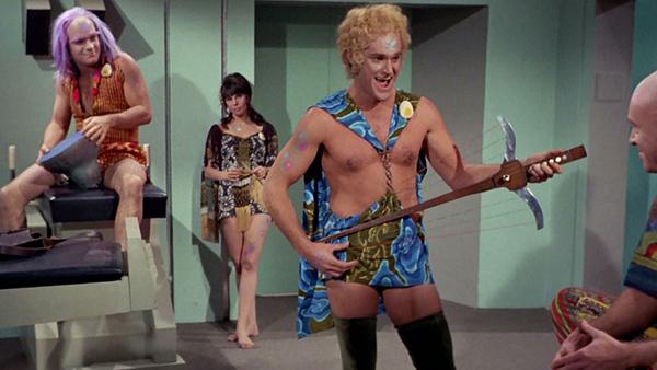 Gli hippy spaziali di Star Trek