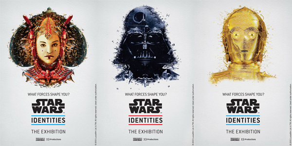 Poster di Star Wars Identities