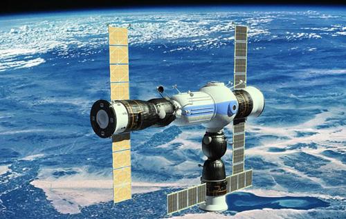 Il progetto della stazione spaziale russa della compagnia Orbital Technologies