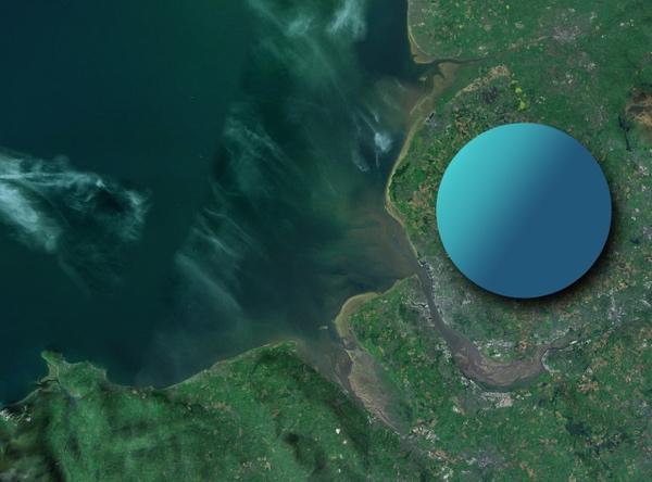 Stella a neutroni rapportata al Regno Unito