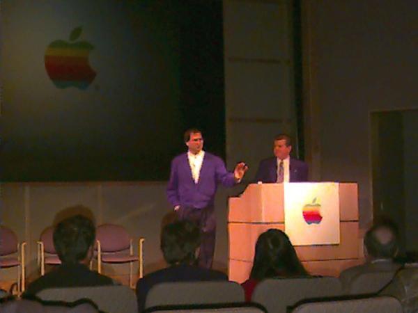 Il ritorno di Steve Jobs alla apple