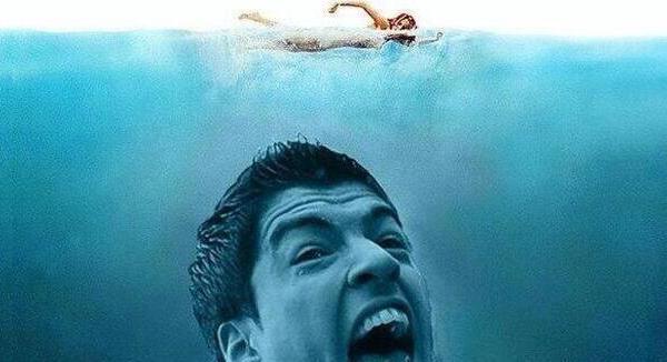 Suarez lo squalo