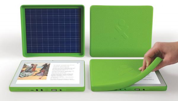 Il tablet di Negroponte