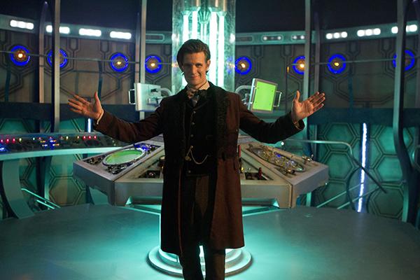 Il nuovo Tardis di Doctor Who
