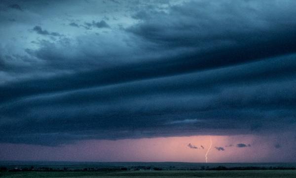 Una tempesta in Montana