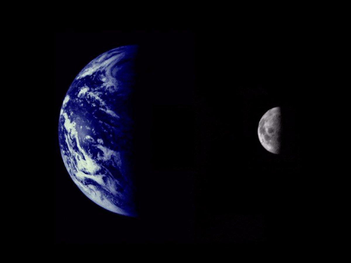 La Terra fotografata dal Marine 10