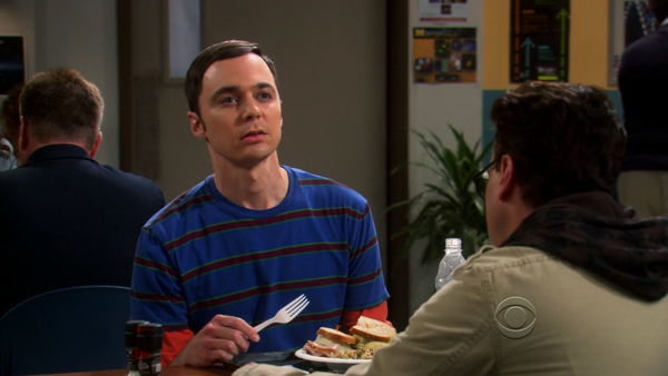 Screenshot di The Big Bang Theory