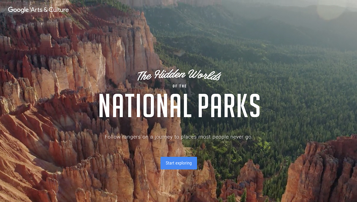Screenshot di The Hidden Worlds of the National Parks