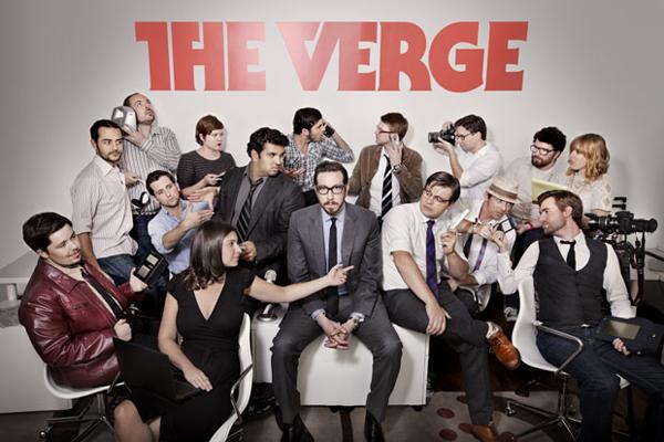 Screenshot di The Verge