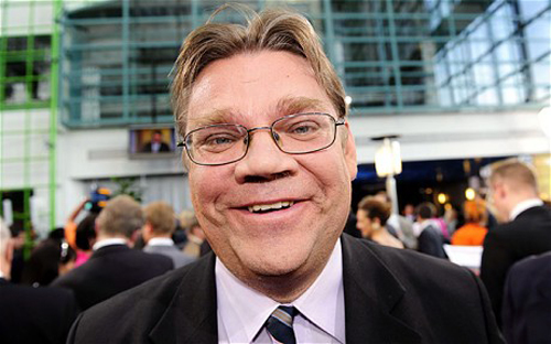 Timo Soini leader dei Veri Finlandesi