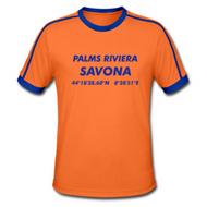 La maglietta 'Palms Riviera Savona' su TLUC ... Store