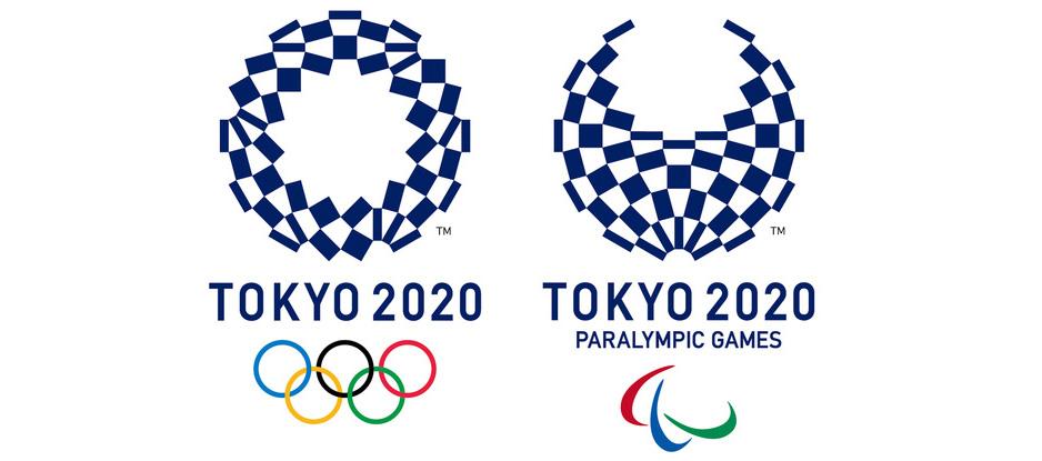 I nuovi loghi dei Giochi Olimpici di Tokyo 2020