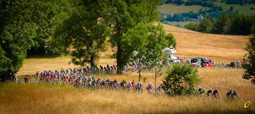 La carovana del Tour 2011