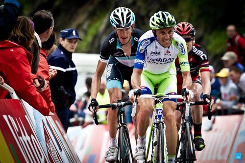 Ivan Basso al Tour 20011