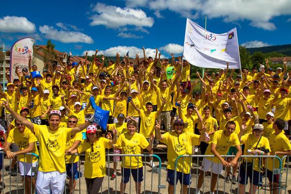 Tifosi al Tour 2012
