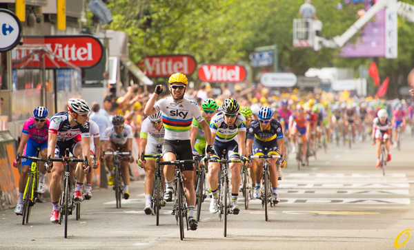 Cavendish vince al Tour 2012