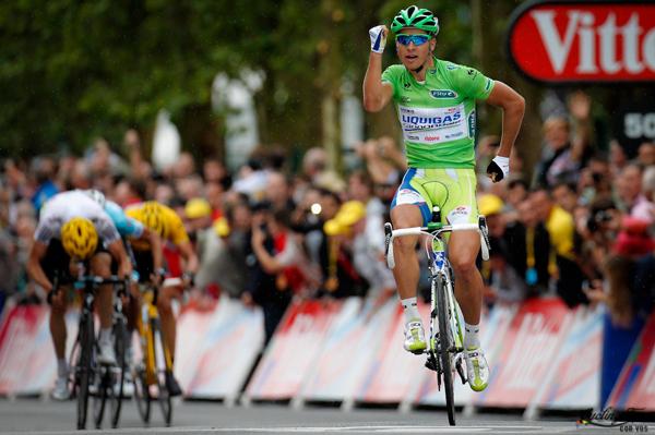 Sagan al Tour 2012