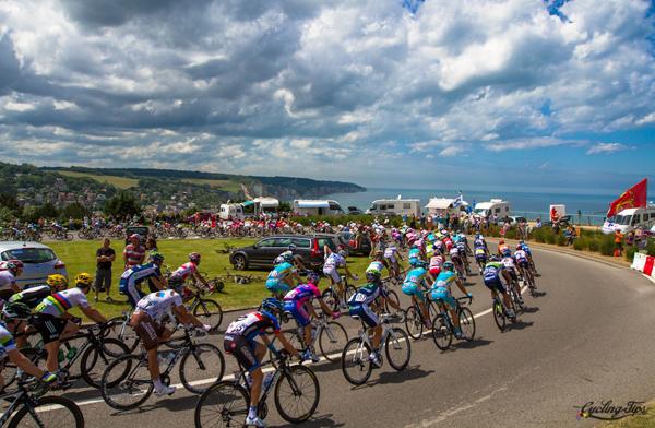 Il gruppo al Tour 2012