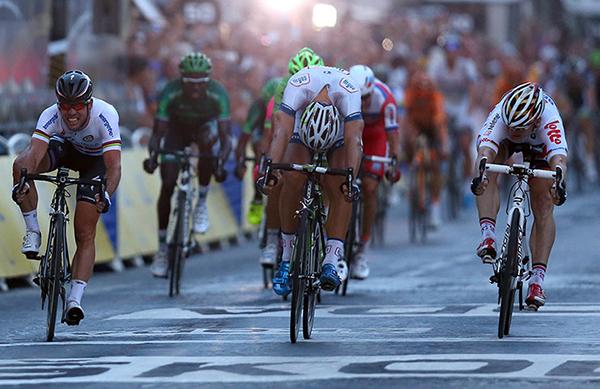 Marcel Kittel vince a Parigi al Tour 2013