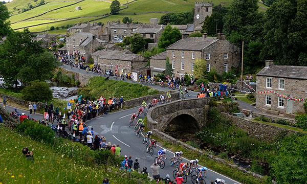 Il Tour 2014 nello Yorkshire