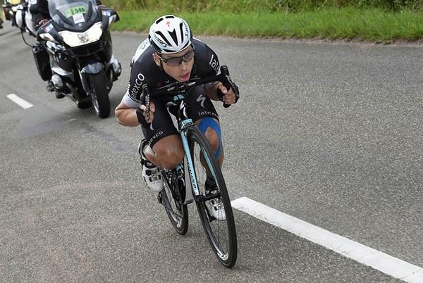 Martin al Tour 2014
