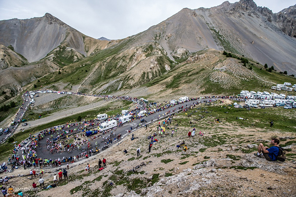 Le Alpi al Tour 2014