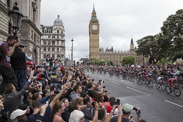 Il Tour 2014 a Londra