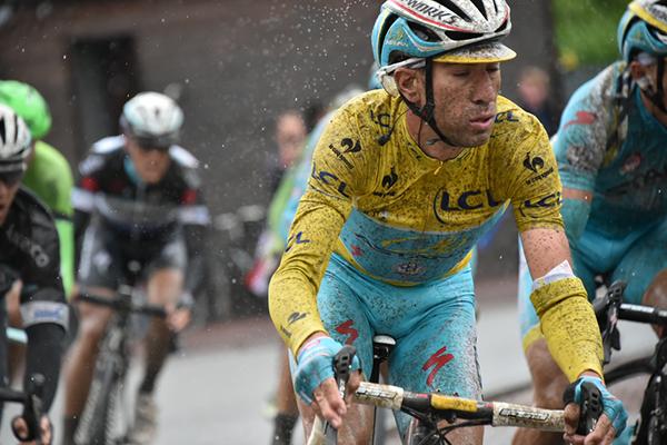 Nibali al Tour 2014