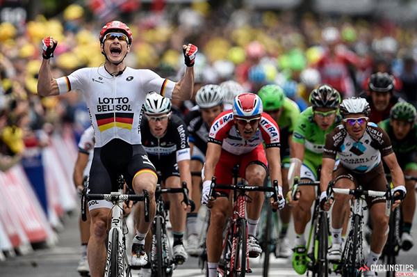 Greipel al Tour 2014