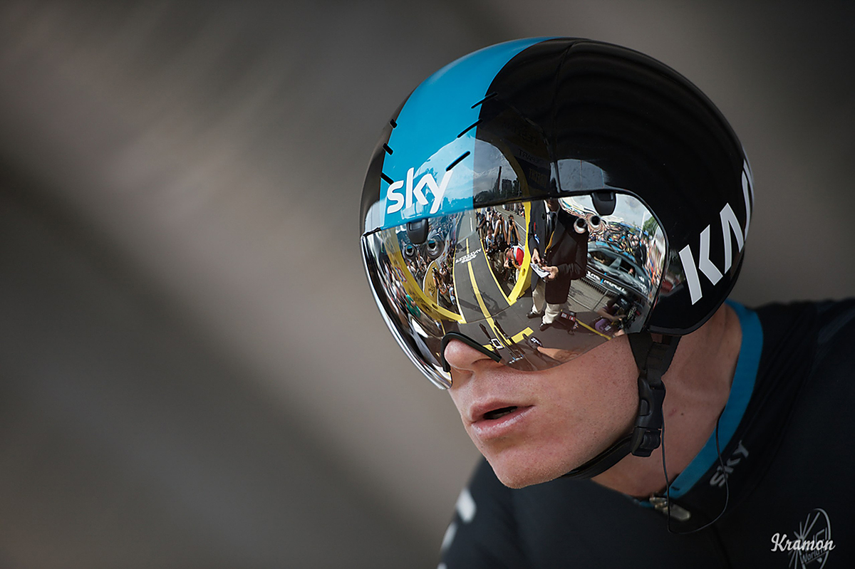 Chris Froome al Tour 2015