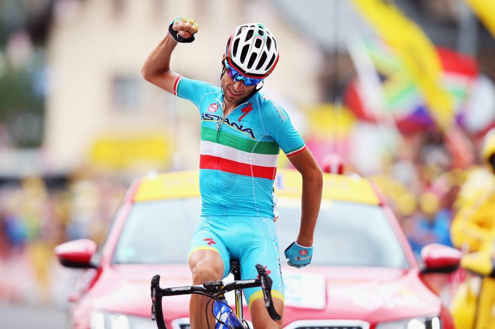 Vincenzo Nibali al Tour 2015