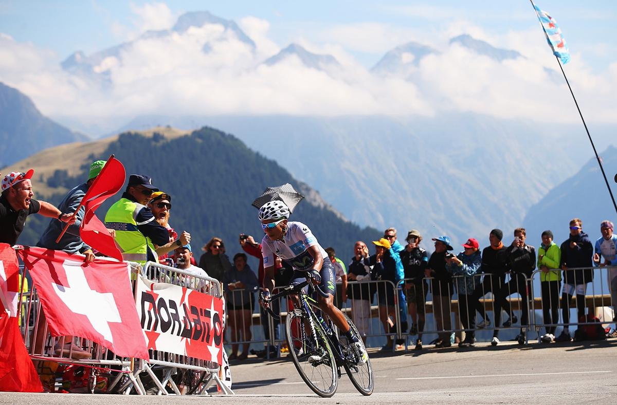 Quintana al Tour 2015
