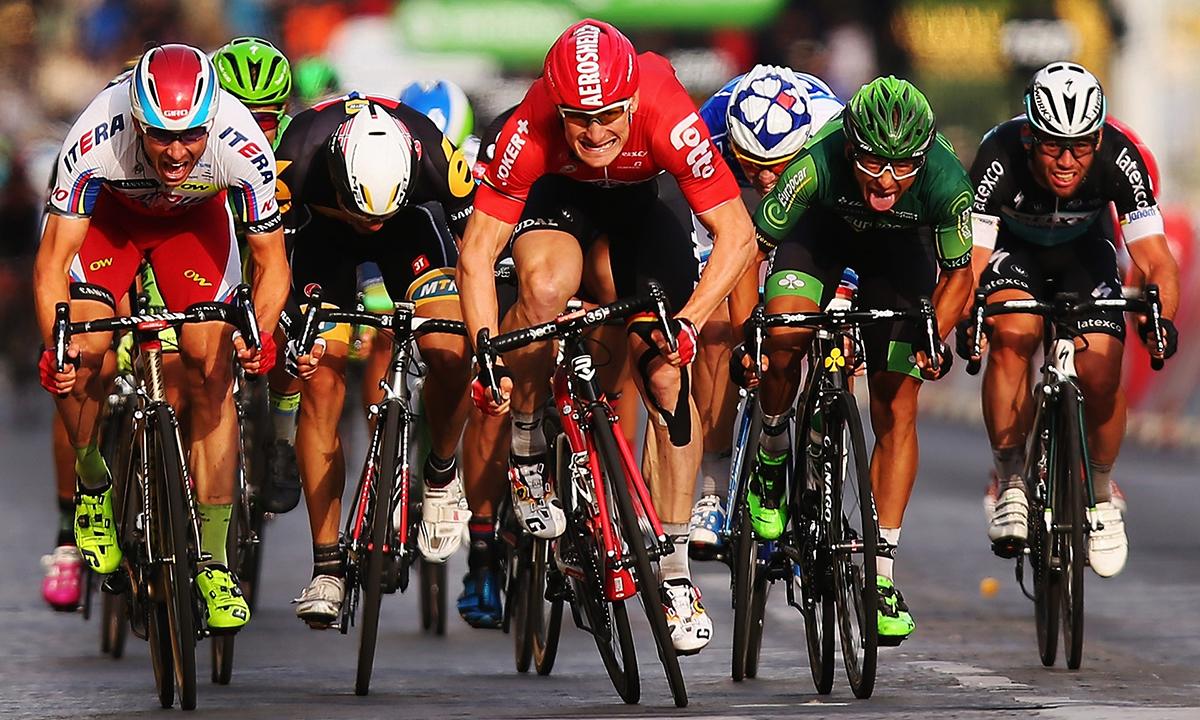 Greipel a cronometro al Tour 2015