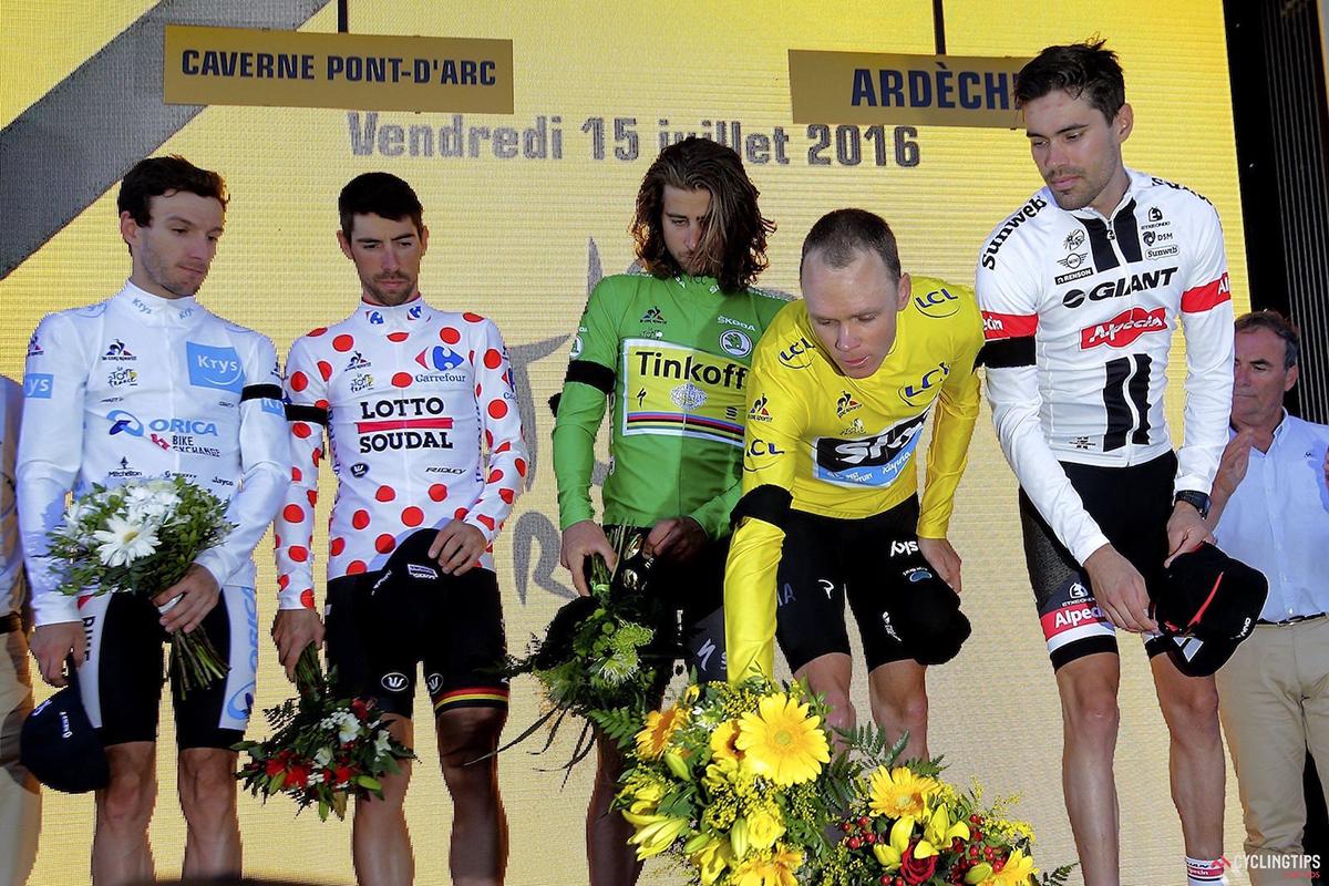 La tragedia di Nizza al Tour 2016
